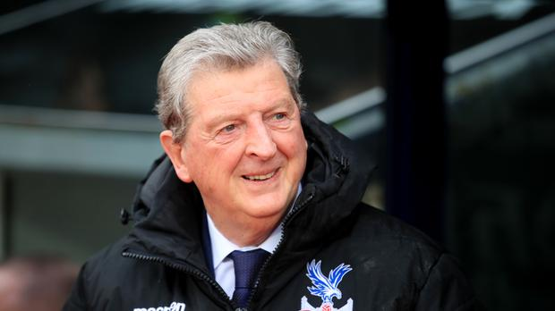 Roy Hodgson signs Crystal Palace extension - Independent.ie