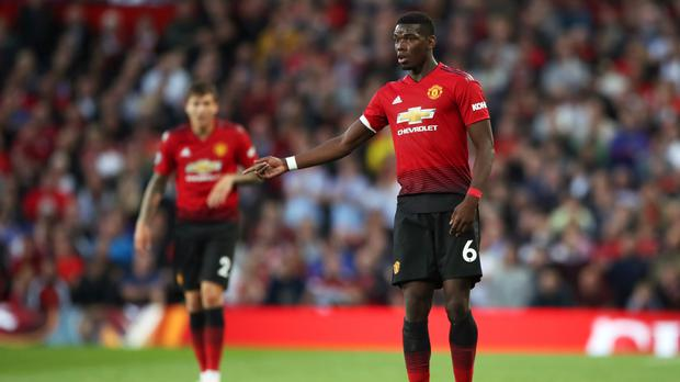 I fear being fined if I speak out, Pogba says