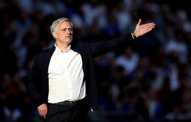 Jose Mourinho (Nick Potts/PA)
