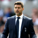 Spurs boss Mauricio Pochettino. Photo: Owen Humphreys/PA