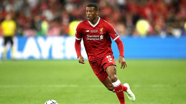 Liverpool midfielder Georginio Wijnaldum believes they have the quality to challenge Premier League champions Manchester City (Nick Potts/PA).