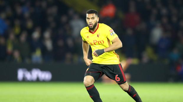 Adrian Mariappa came through the ranks at Watford. (Adam Davy/PA)