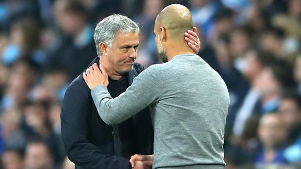 """Manchester United manager Jose Mourinho says rivals Manchester City """"cannot buy class"""""""