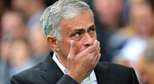 Jose Mourinho's men were well beaten at Brighton (Gareth Fuller/PA)