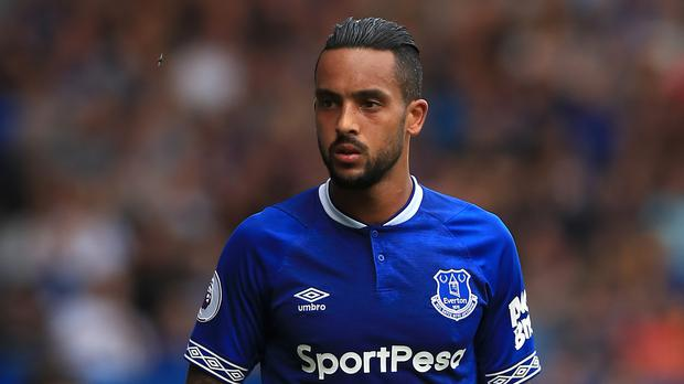 142e41dab Everton forward Theo Walcott has become one of the first footballers to  feature in the Angry