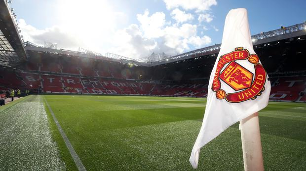 Manchester United reached a record share price on Monday (Nick Potts/PA)