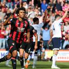 Nathan Ake grabbed a late leveller for Bournemouth (Mark Kerton/PA)