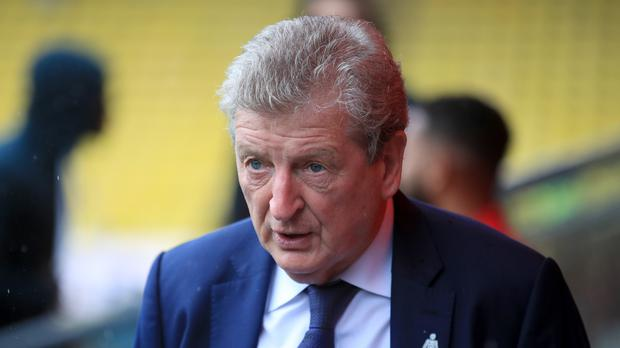 Roy Hodgson's side came unstuck at Vicarage Road (Adam Davy/PA)