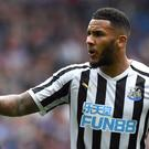 Newcastle skipper Jamaal Lascelles is back in the squad for Saturday's Premier League trip to Manchester City (Simon Galloway/PA)