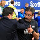 David Wagner has failed to deliver a Huddersfield win this season (Peter Byrne/PA)