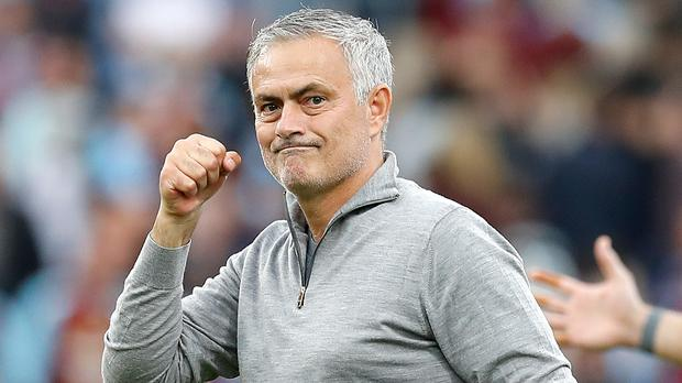 Jose Mourinho defended Ed Woodward after the win at Burnley (Martin Rickett/PA)