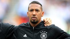 Jerome Boateng (Mike Egerton/PA)