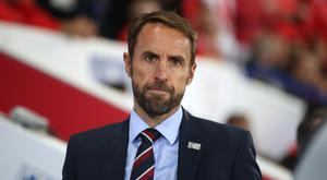 Gareth Southgate infuriated by racist abuse directed at his players (Nick Potts/PA)