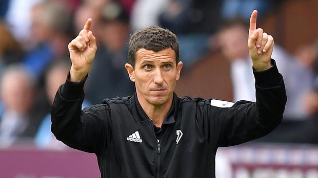 Watford boss Javi Gracia (Dave Howarth/PA Images)
