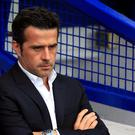 Everton manager Marco Silva is unconcerned by a tapping-up investigation (Peter Byrne/PA).