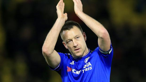 Maurizio Sarri is open to the prospect of John Terry returning to Chelsea as a coach (Adam Davy/PA Images)