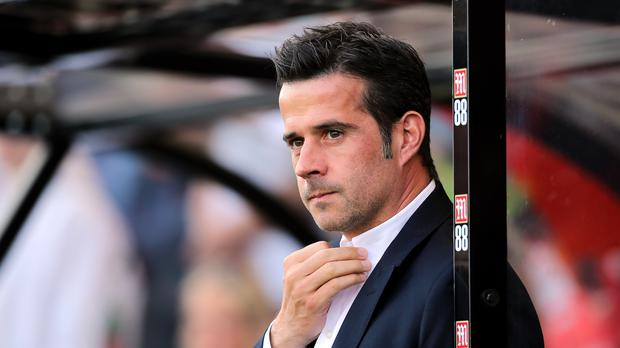Injuries and suspensions have frustrated Everton manager Marco Silva (Mark Kerton/PA).