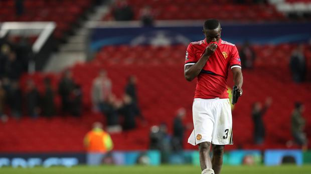 Eric Bailly's Manchester United future looks uncertain, reports say (PA)
