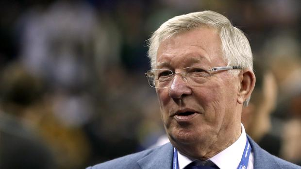 Sir Alex Ferguson (SImon Cooper/PA).