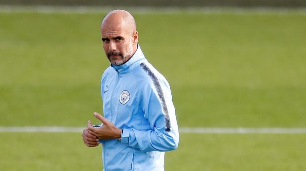 EPL: Guardiola names teams that can win title