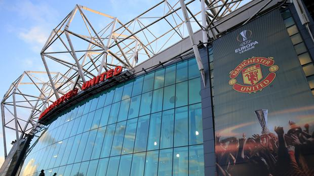 Manchester United are considering gender-neutral toilets at Old Trafford (Nigel French/PA)