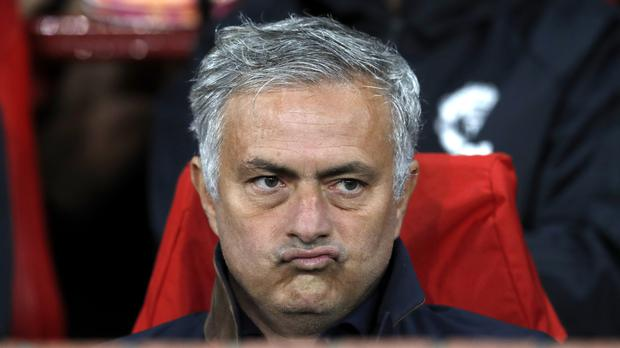 Mou urges Manchester United fans to stop singing his name