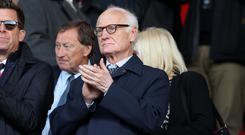 Bruce Buck hopes Chelsea can send racist fans on educational trips to Auschwitz (Andrew Matthews/PA)