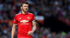 Michael Carrick revealed he suffered from depression following Manchester United's Champions League final defeat in 2009 (Martin Rickett/PA)