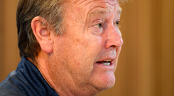'Hareide expects Ireland to be on a