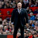 Newcastle manager Rafael Benitez insists he does not fear the sack (Martin Rickett/PA)