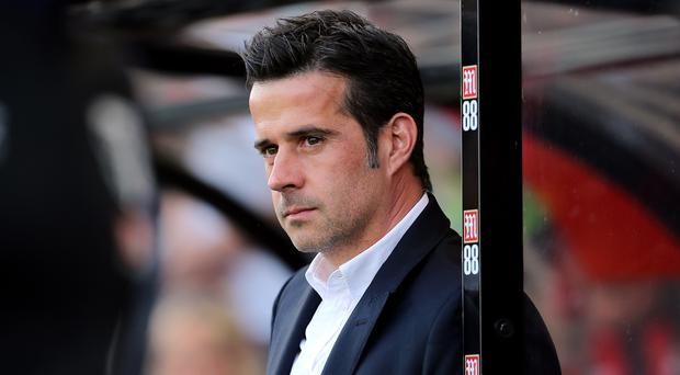 Everton manager Marco Silva is not taking a third successive Premier League win for granted (Mark Kerton/PA)
