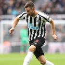Newcastle defender Paul Dummett has warned his team-mates they cannot feel sorry for themselves (Owen Humphreys/PA)