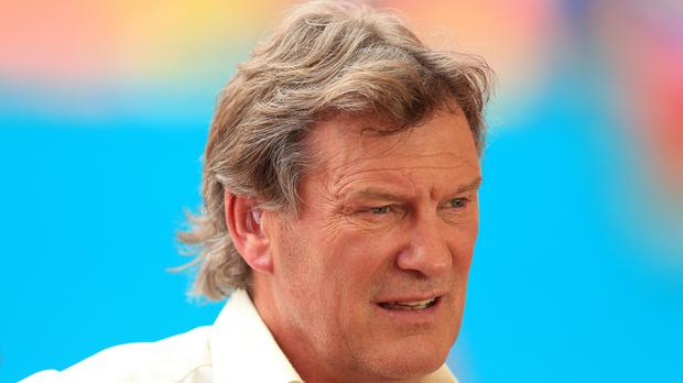Glenn Hoddle: Tottenham hero 'responding well' to hospital treatment after studio collapse