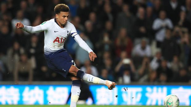 Dele Alli has committed his long-term future to Tottenham (Mike Egerton/PA)