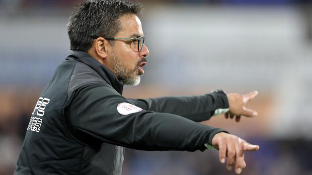 David Wagner is searching for a first win of the season (Richard Sellers/PA)
