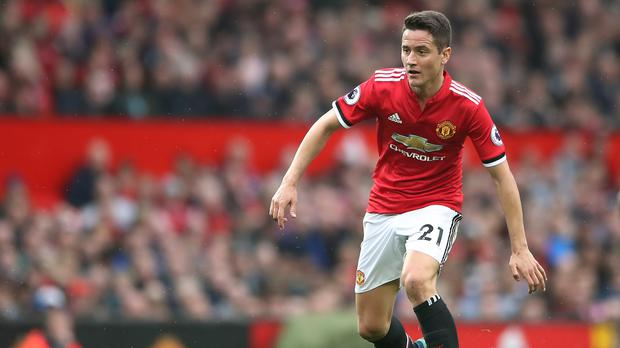 Manchester United's Ander Herrera impressed against Bournemouth (Nick Potts/PA Images)