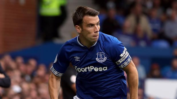 Seamus Coleman accepts the criticism which he has faced in recent weeks (Peter Byrne/PA)