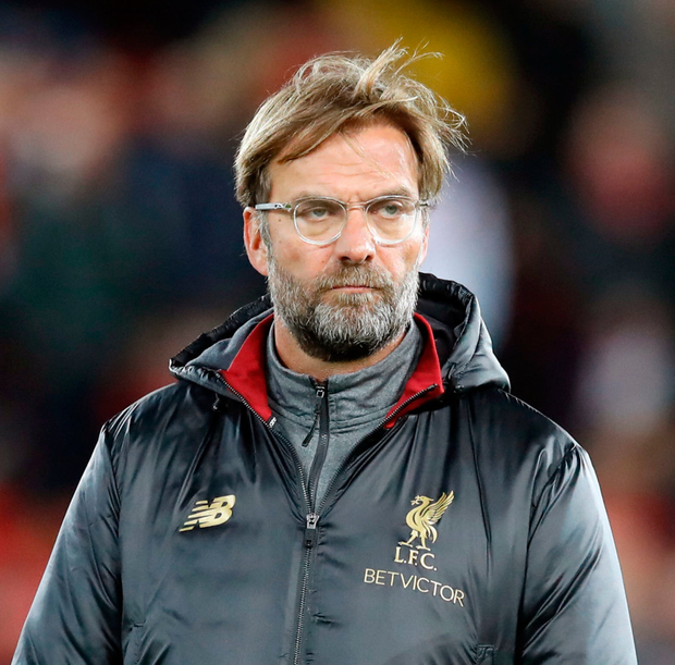 Jurgen Klopp's Liverpool now face a crucial game against Paris Saint-Germain with their Champions League hopes in the balance Photo: PA
