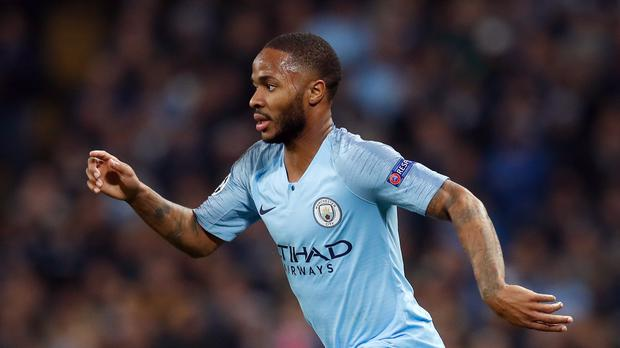 Raheem Sterling has signed a new contract at Manchester City (Martin Rickett/PA)