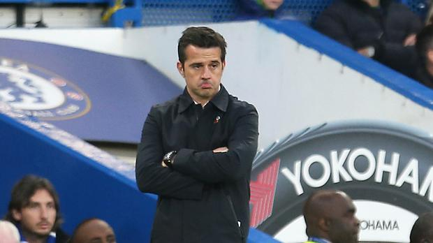 Marco Silva, pictured, was not impressed with Jorginho's challenge (Steven Paston/PA)