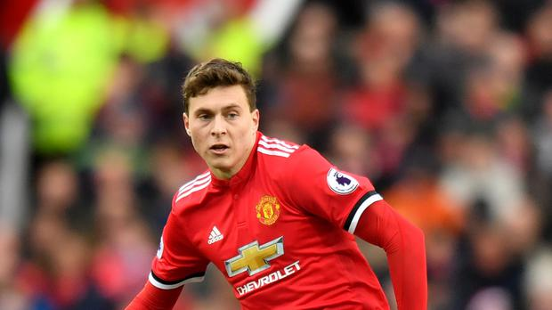 Victor Lindelof felt Manchester United should have hurt rivals City more in the derby (Anthony Devlin/PA)