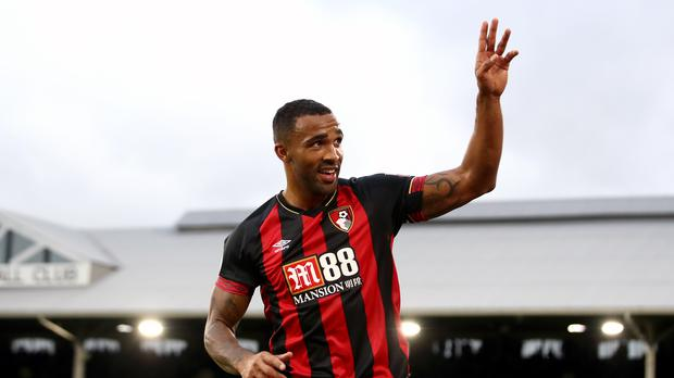 Callum Wilson is determined to take his chance with England (John Walton/PA)