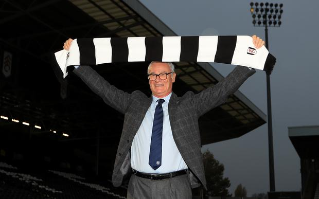 "Claudio Ranieri has agreed a ""multi-year"" deal to manage Fulham (Simon Cooper/PA)"