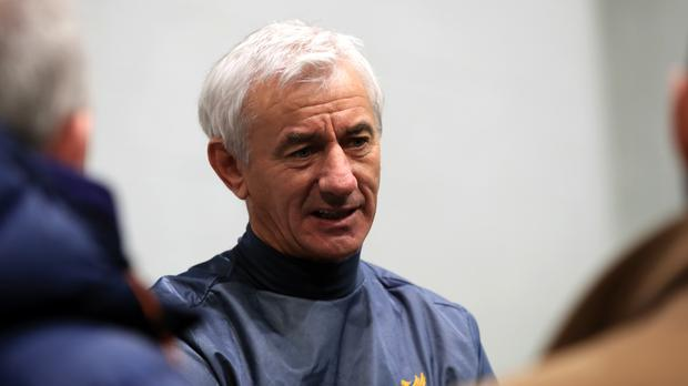 Ian Rush says Liverpool have a massive month ahead in the search for a trophy (Peter Byrne/PA)