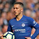 """Eden Hazard could commit to Chelsea """"immediately"""" if he wishes, Maurizio Sarri says (Adam Davy/PA)"""