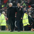 Jose Mourinho's Manchester United and Unai Emery's Arsenal played out an entertaining draw (Martin Rickett/PA)