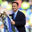Dennis Wise thinks Manchester City will retain the Premier League title (Mike Egerton/PA)