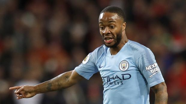 Raheem Sterling says newspapers are 'fuelling racism' (Martin Rickett/PA)