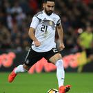 Ilkay Gundogan suffered racial abuse in Germany last summer (Mike Egerton/PA)
