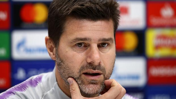 Tottenham manager Mauricio Pochettino has been linked with the likes of Manchester United and Real Madrid (John Walton/PA)